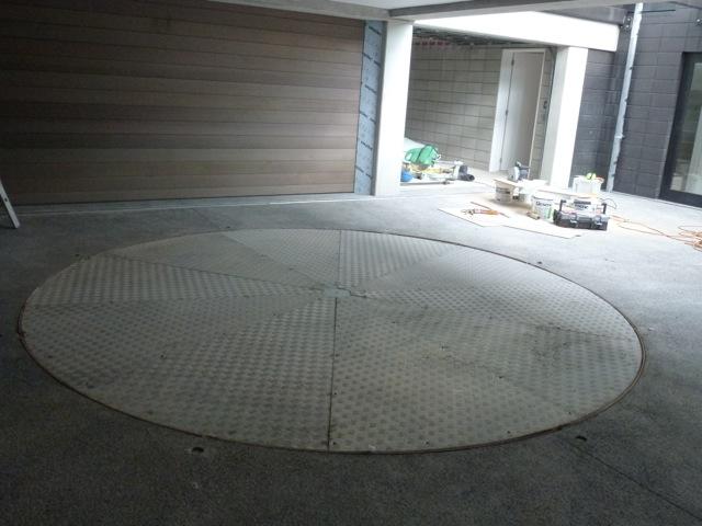 4m Turntable